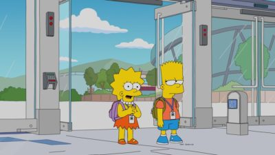 La Educación Errónea De Lisa Simpson