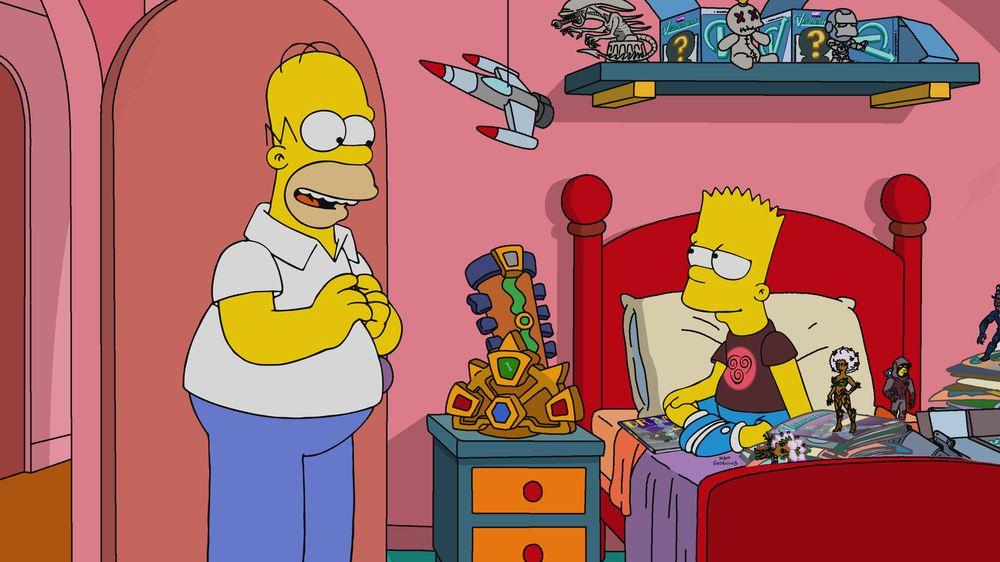 Los Simpson - Temporada 31 - Bart El Malo