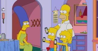 Estreno de Los Simpson en Norteamérica: «Screenless» (31x15)