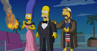 Estreno de Los Simpson en Norteamérica: «Highway To Well» (31x17)