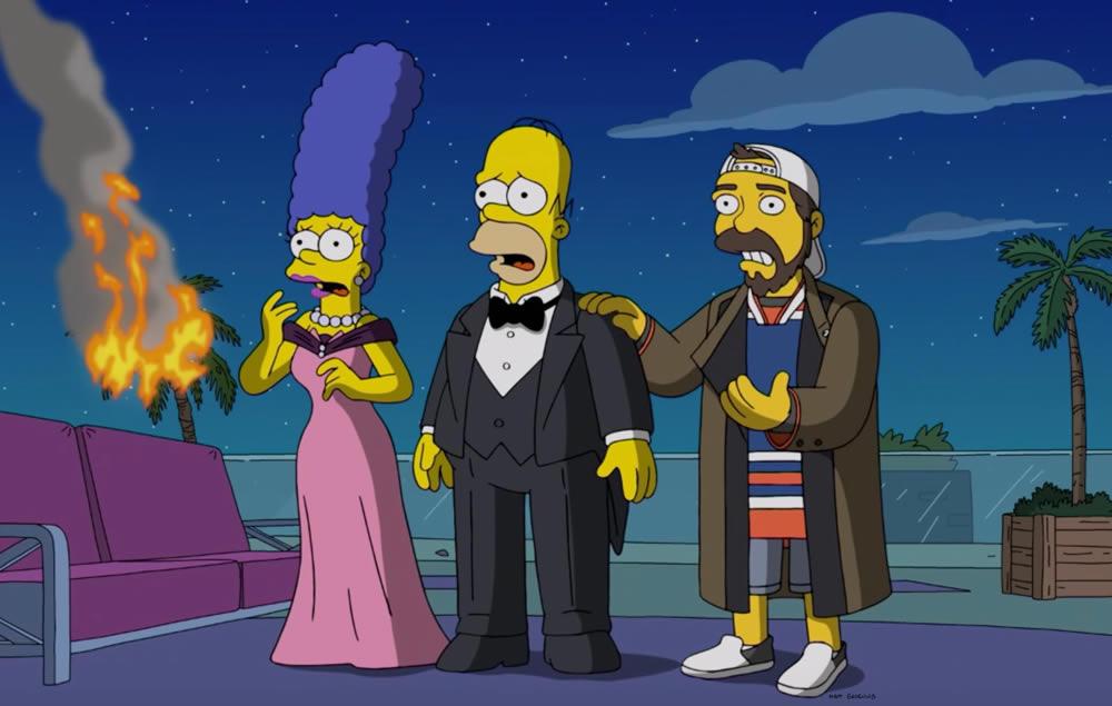 """Los Simpson - Temporada 31 - """"Autopista Hacia El Pozo"""""""