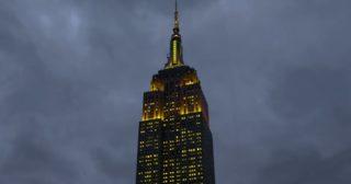 Los Simpson celebra sus primeros 30 años en el Empire State Building