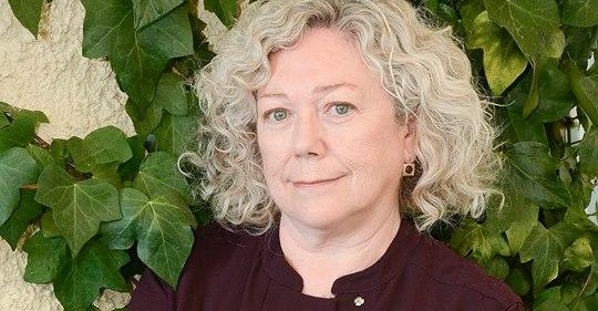María José Aguirre de Cárcer, traductora de Los Simpson y Futurama.