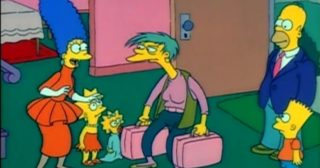 Ha fallecido Penny Marshall, primera estrella invitada de Los Simpson