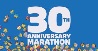 Maratón del 30º aniversario de Los Simpson en FXX