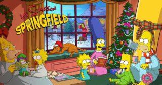 Nuevo evento en Los Simpson: Springfield - Especial de Navidad de Los Simpson