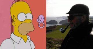 Entrevista a Carlos Ysbert, voz de Homer en España, en 20 minutos