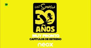 Neox anuncia capítulos de estreno de Los Simpson en España para muy pronto