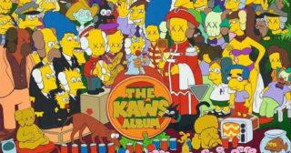 Una pieza artística basada en Los Simpson se vende por 13,2 millones de euros
