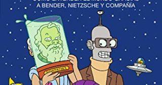 El libro Futurama Y La Filosofía, ya a la venta en España