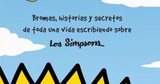 El libro Springfield Confidential, de Mike Reiss, llega a España