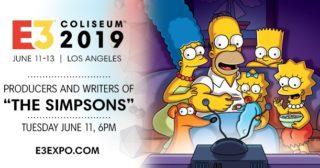 Panel con productores y guionistas de Los Simpson en el próximo E3