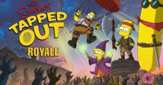 Nuevo evento en Los Simpson: Springfield - Juego De Juegos