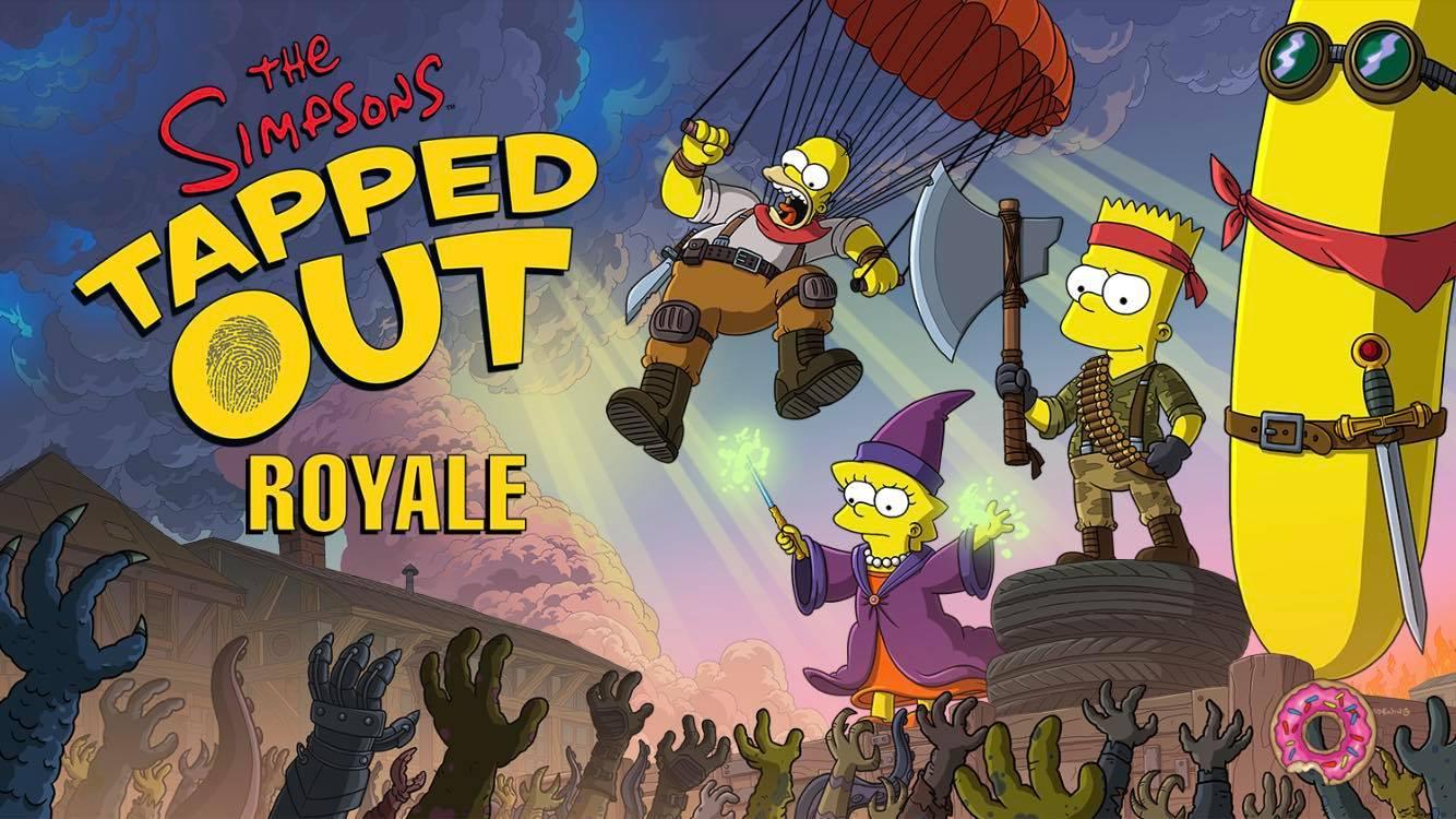 Los Simpson: Springfield - Juego De Juegos