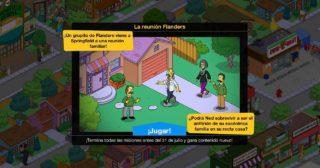 Nuevo minievento en Los Simpson: Springfield - La reunión Flanders