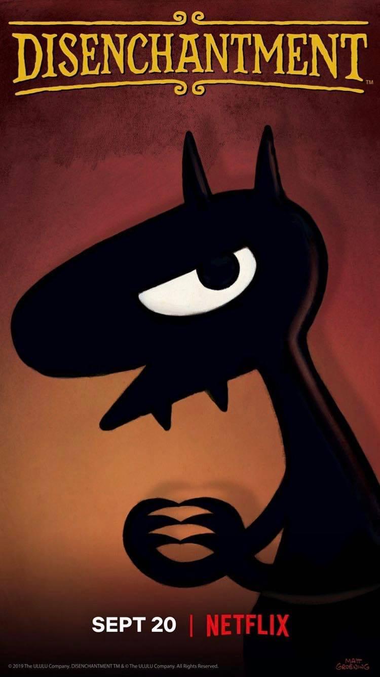 Imagen promocional de la temporada 2 de (Des)encanto: Luci