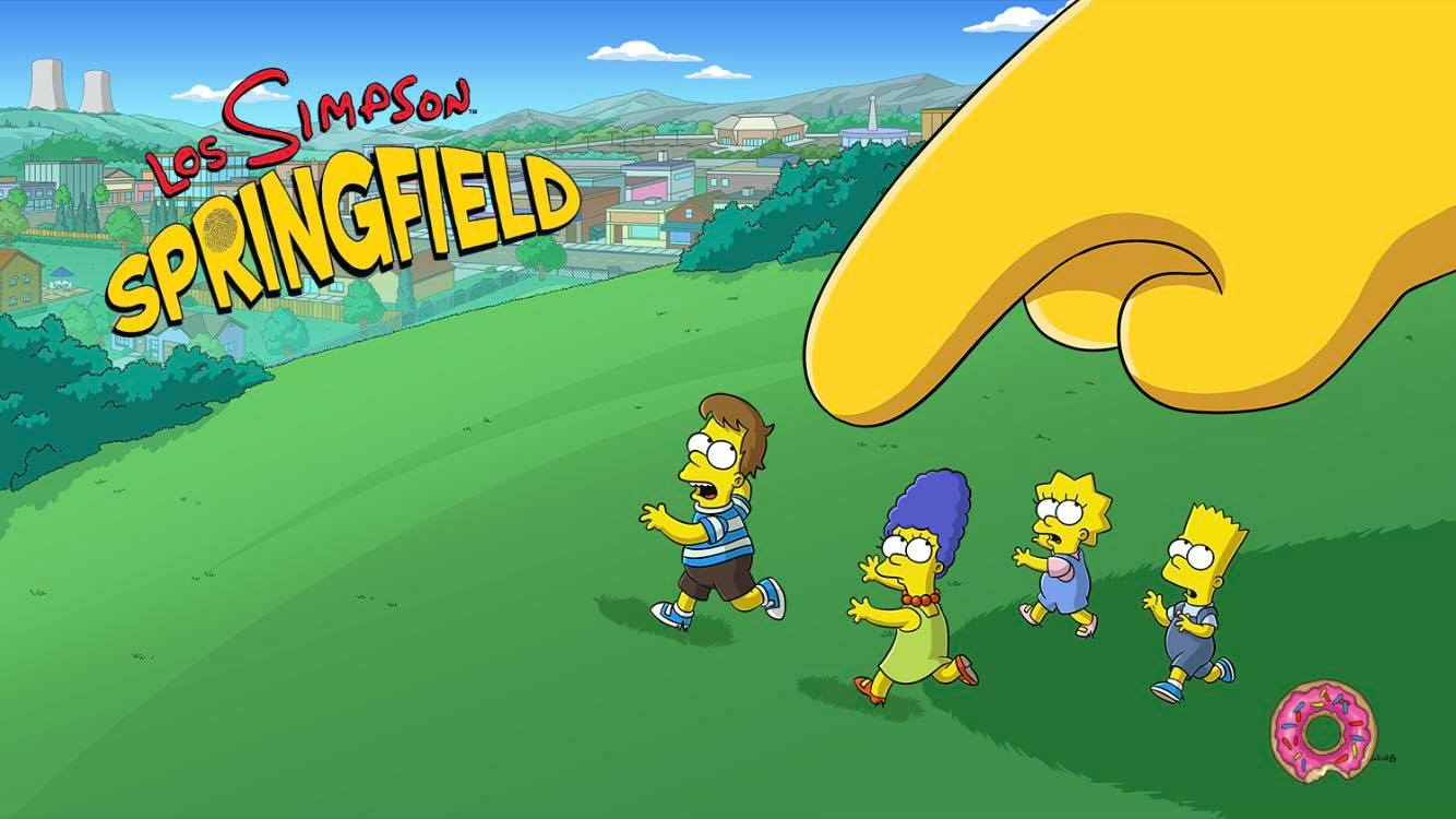 Los Simpson: Springfield - Bebés Simpson