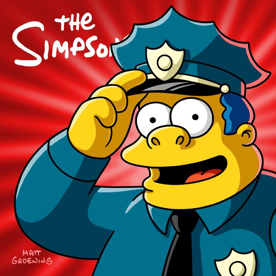Imagen promocional de la temporada 28 de Los Simpson