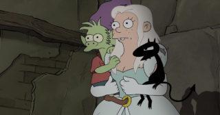 Crónicas de Utopía: Una princesa, un elfo y un demonio entran en un bar - (Des)encanto 1x01