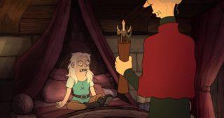 Crónicas de Utopía: La princesa de las tinieblas - (Des)encanto 1x03