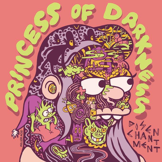 """(Des)encanto, episodio """"La princesa de las tinieblas"""""""