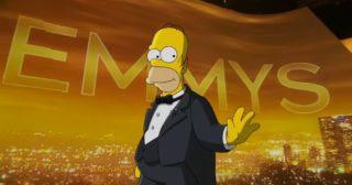 Vídeos de Los Simpson en los Emmy 2019