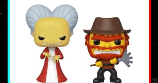 Nuevas Funko Pop! de Los Simpson, exclusivas de la New York Comic Con