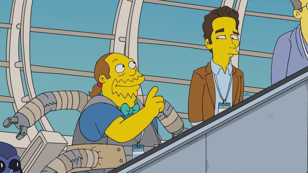 """Los Simpson - Temporada 32 - """"Three Dreams Denied"""""""