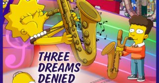 Estreno de Los Simpson en Norteamérica: «Three Dreams Denied» (32x07)
