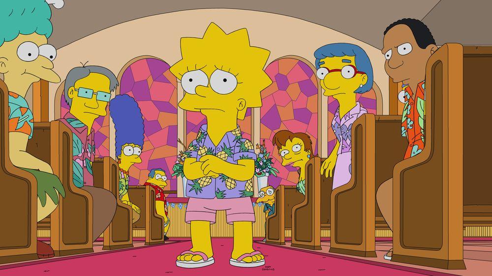 """Los Simpson - Temporada 31 - """"Guerra De Predicadores, Segunda Parte"""""""