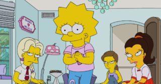 Estreno de Los Simpson en España: «Los Odiosos Niños De Ocho Años» (31x21)