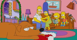 Termina la temporada 31 de Los Simpson en Norteamérica con «The Way Of The Dog» (31x22)