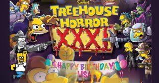 Treehouse Of Horror XXXI