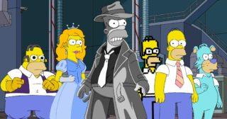 Estreno de Los Simpson en España: «La Casa-Árbol Del Terror XXXI» (32x04)