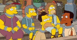Estreno de Los Simpson en Norteamérica: «I, Carumbus» (32x02)