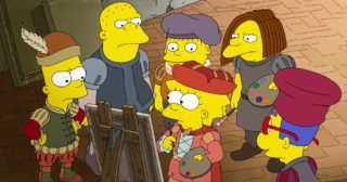 Estreno de Los Simpson en Norteamérica: «Now Museum, Now You Don't» (32x03)
