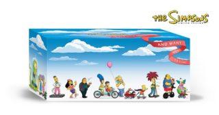 Fox lanzará en EE.UU. un pack de las primeras 20 temporadas de Los Simpson en DVD