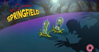 Nuevo evento en Los Simpson: Springfield - Casa-Árbol Del Terror XXX