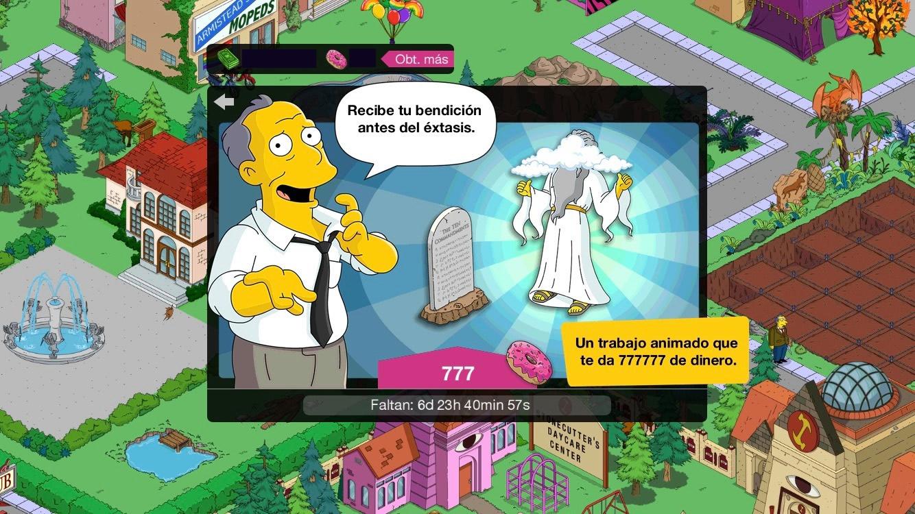 Los Simpson: Springfield - Casa-Árbol Del Terror XXX