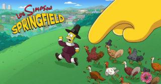 Nuevo minievento y Black Friday en Los Simpson: Springfield - La subasta estadounidense