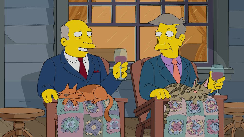 Los Simpson - Temporada 32 - Carretera A Cincinnati
