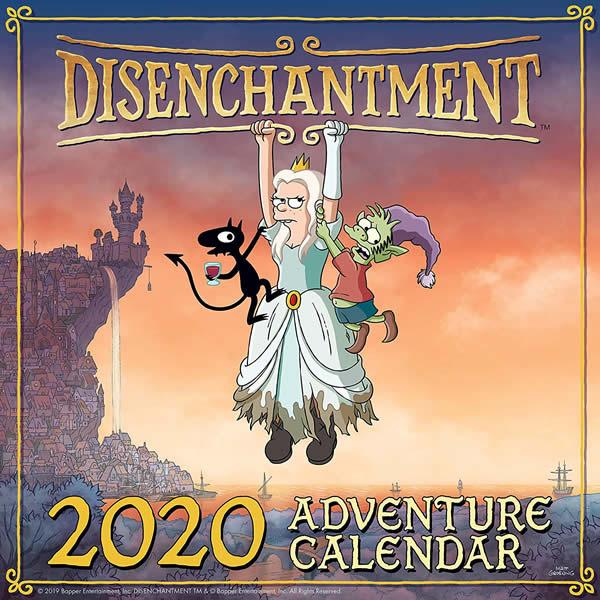 Calendario 2020 de (Des)encanto