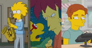 Estreno en España de los episodios 8, 9 y 10 de la temporada 29 Los Simpson