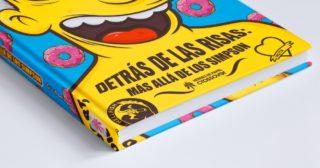 'Héroes de Papel' publica en España 'Detrás de las risas: Más allá de Los Simpson'