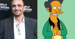 Hank Azaria no volverá a dar voz a Apu en Los Simpson