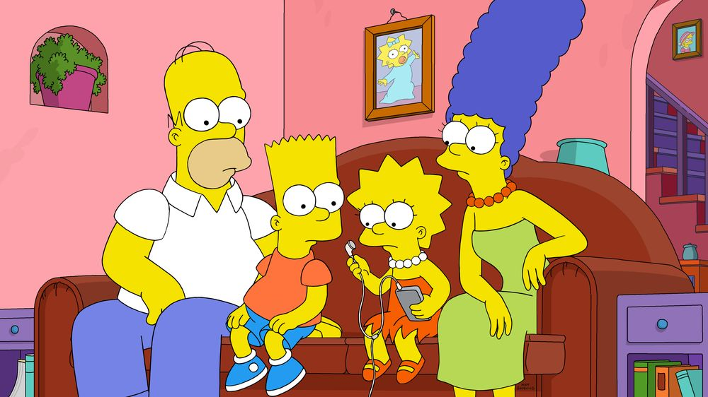 "Los Simpson - Temporada 32 - ""Podcast News"""