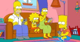 Estreno de Los Simpson en Norteamérica: «Podcast News» (32x06)
