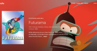 Hulu podría lanzarse internacionalmente en 2021... ¿Con Futurama?