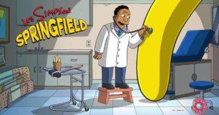 Nuevo evento en Los Simpson: Springfield - Historia Negra