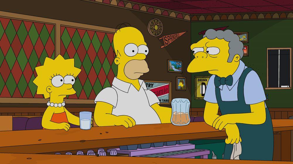 Los Simpson - Temporada 32 - Sorry Not Sorry